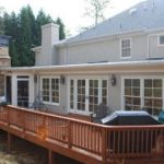 Decks Enhance Outdoor Living Space