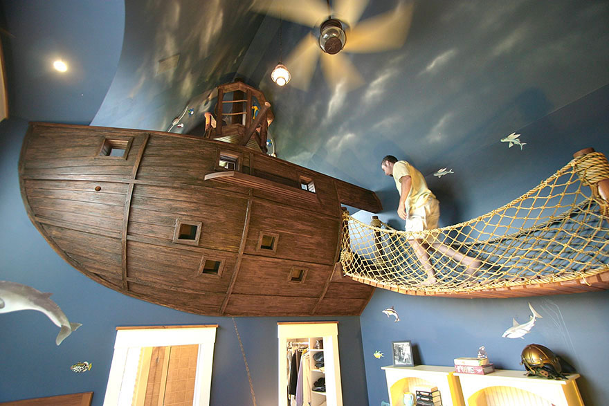 Fun Bedrooms for Children