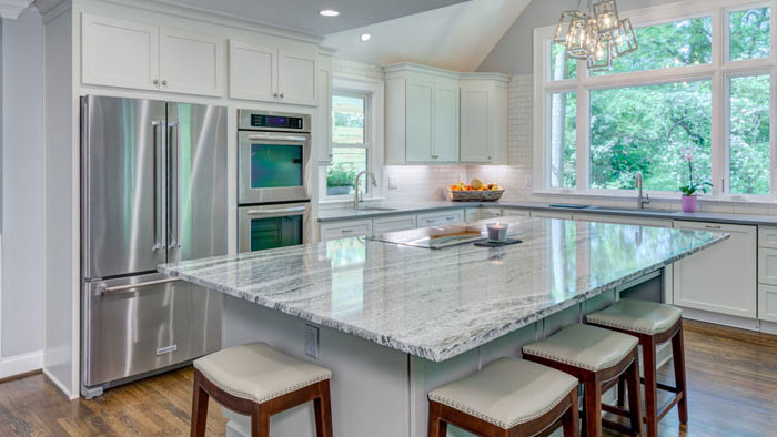 Your Choice Of Counter Top Will Have A Significant Impact On The Look And Feel Kitchen First Step Is To Understand What Options Are
